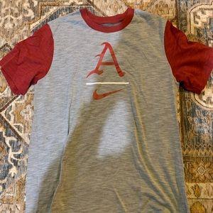 Nike Arkansas Razorbacks Baseball Tee